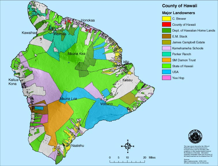 Hawaii Maps Kailua Kona Waikoloa Waimea Hi Island Real Estate