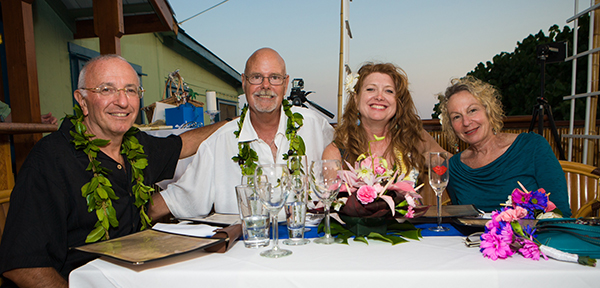 wedding all four of us - cropped and reduced