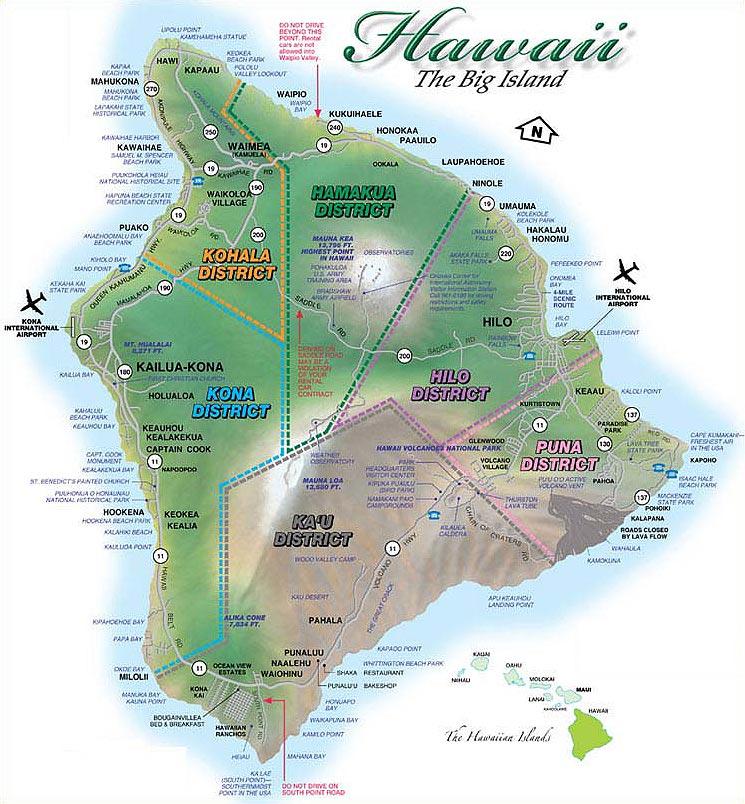 Map Of Kona Hawaii Maps – Kailua Kona, Waikoloa, Waimea HI   Island Real  Map Of Kona